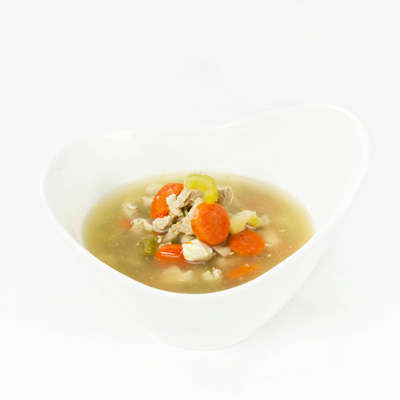 Recipe for whole foods chicken soup